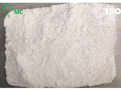 White Negative ions powder