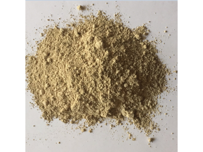 Negative ion powder for paint materials additive