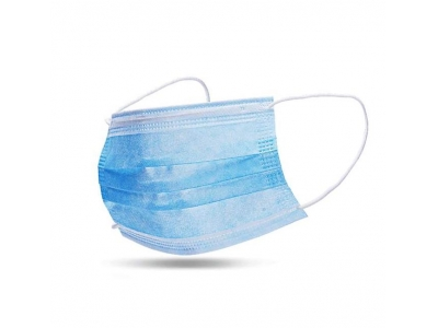 High quality disposable face mask non-surgery face three-plys mask