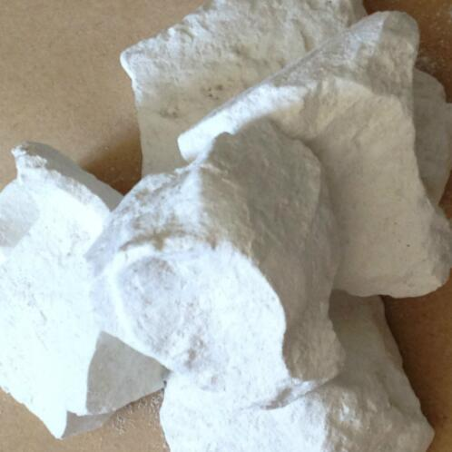 white tourmaline powder